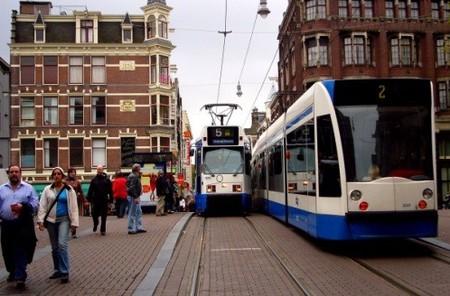 Visita lo esencial de Ámsterdam a bajo coste