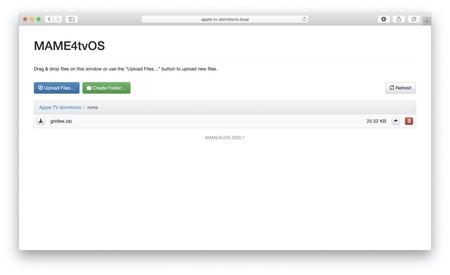 Instalar Mame Appletv Applesfera 19