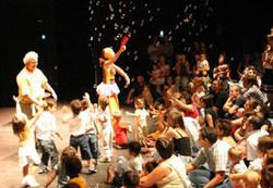 Rompiendo el Cascarón, su tercera edición: teatro para bebés de 0 a 3