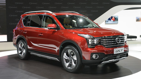 GAC presenta 3 modelos en Detroit como antesala a su entrada al mercado local