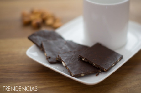 Chocolate con kikos