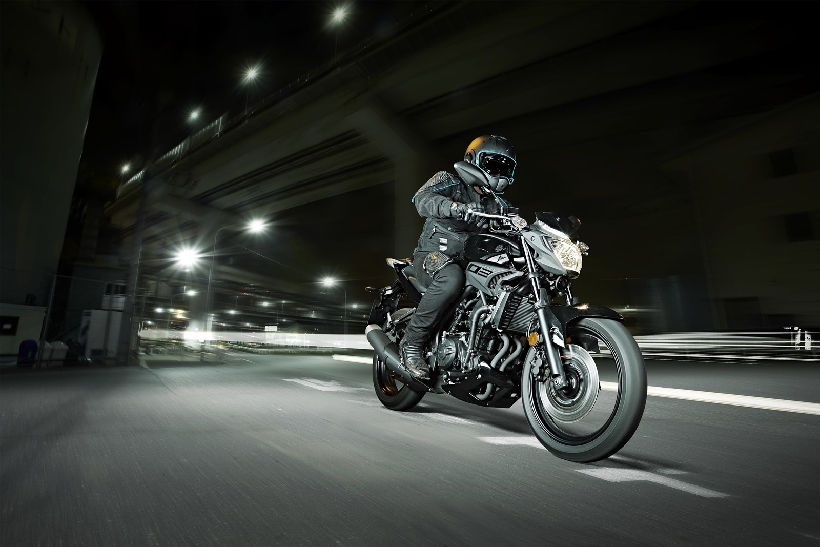 Foto de Yamaha MT-03 (1/18)