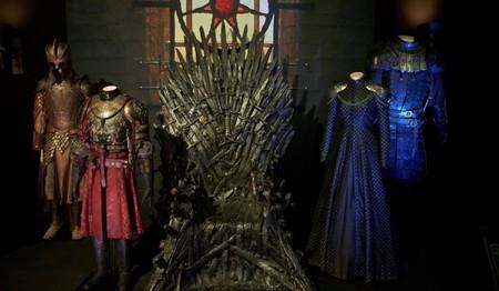 """""""Juego de tronos"""": la exposición oficial llega a Madrid"""