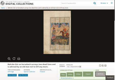 La biblioteca pública de Nueva York digitaliza 187.000 imágenes, que podrás usar gratis