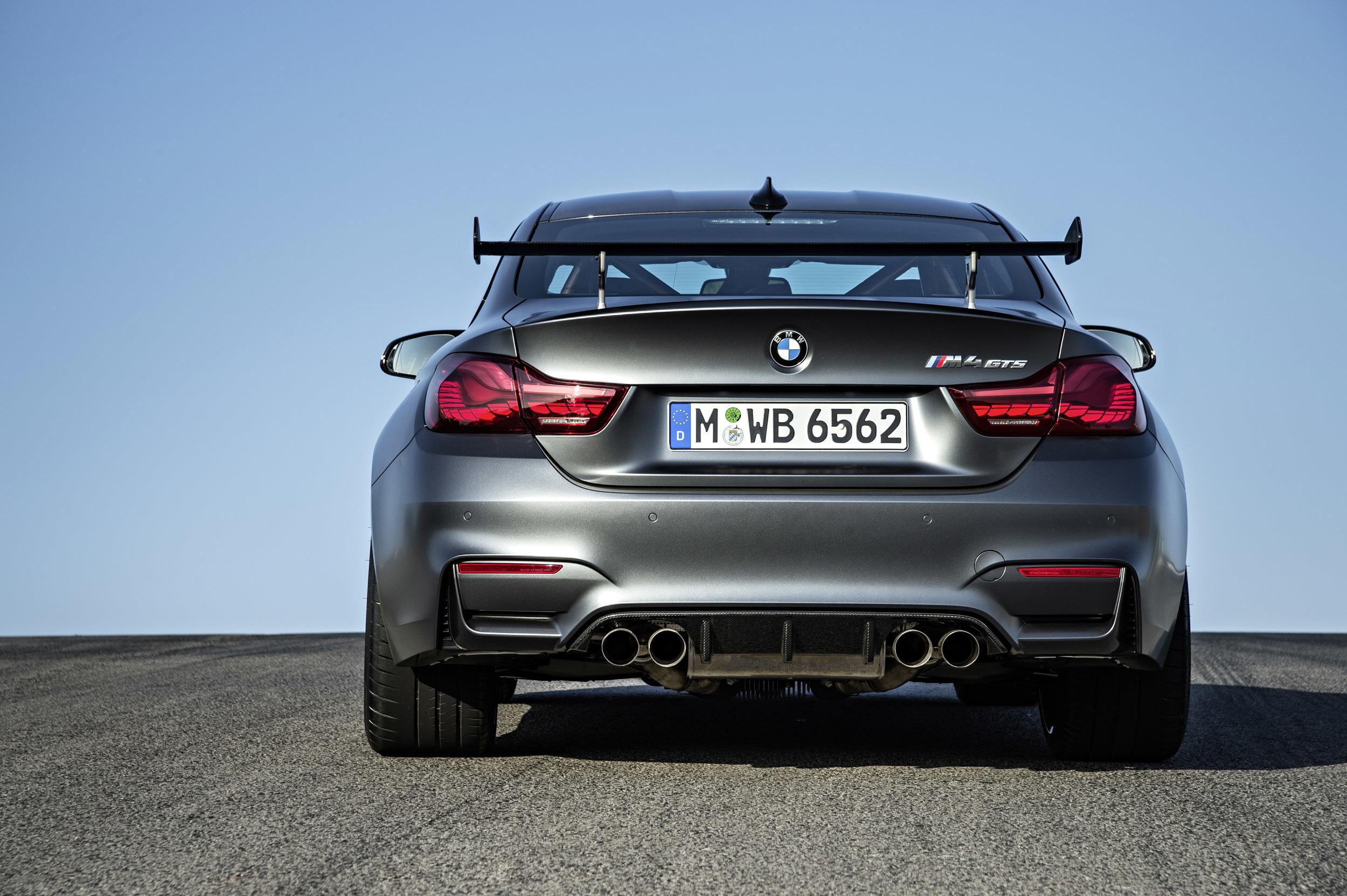 Foto de BMW M4 GTS (38/54)