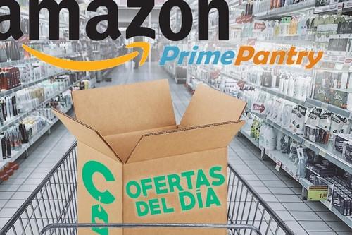 Mejores ofertas del 3 de enero para ahorrar en la cesta de la compra con Amazon Pantry