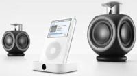 Bang & Olufsen Beolab 3, altavoces de diseño