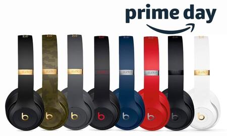 Nunca los habías tenido tan baratos: los Beats Studio3 Wireless, ahora en Amazon por sólo 199 euros con 150 de descuento