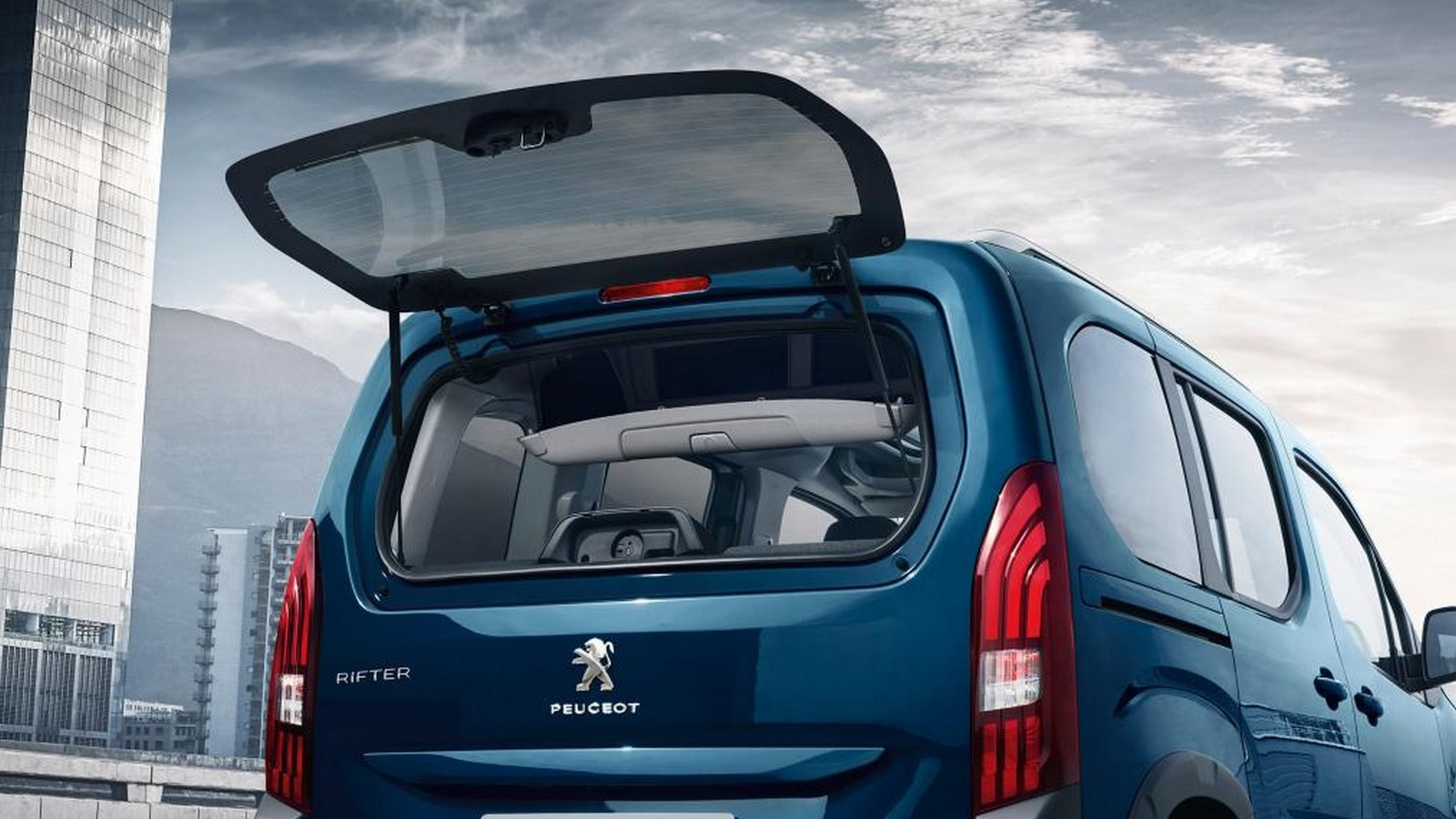 Foto de Peugeot Rifter 2018 (14/16)