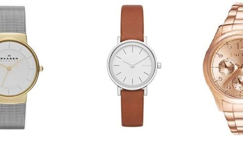 Cyber Monday en Amazon 2017: Hasta 50% de descuento en relojes Esprit & Skagen