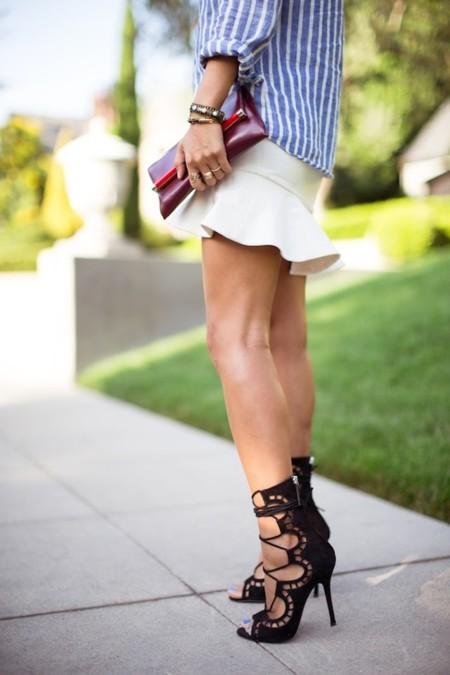 Ponme una de faldas onduladas ¡por favor! [Los 50 flechazos del verano]
