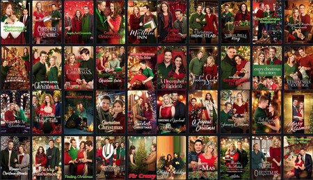 Que todas las pelis de Navidad sean la misma es la señal de por qué el cine, sin salas, corre peligro