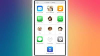 Contact Center, controla todas las acciones posibles con tus contactos gracias a esta App para iOS