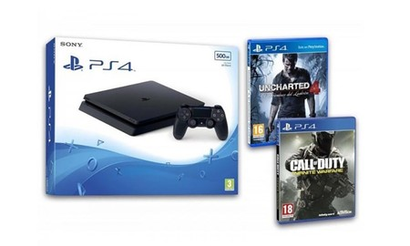 Ps4 Cod Uncharted