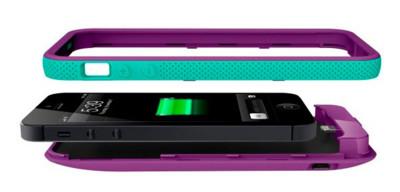Grip Power Battery Case de Belkin, protección y batería extra para el iPhone 5