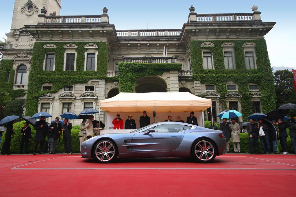 Foto de Aston Martin One-77 (13/20)
