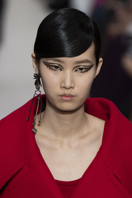 tendencias belleza paris fashion week