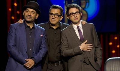 'Buenas noches y Buenafuente', Andreu mantiene intacto su show