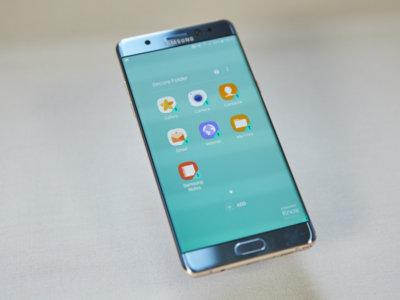 Samsung abre el Always On del Galaxy Note 7 a apps de terceros