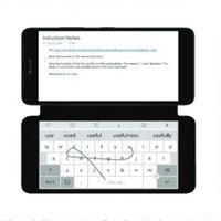 [Rectificación] Microsoft crea una funda tipo libro que añade a tu móvil una pantalla secundaria