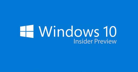 Microsoft sigue puliendo el lanzamiento de Windows 10 April 2019 Update lanzando la Build 18351 dentro del Programa Insider