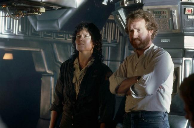 Ridley Scott Alien Set 2