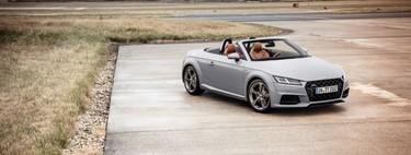 Audi celebra los primeros 20 años del TT con una edición ¡especial y limitada!