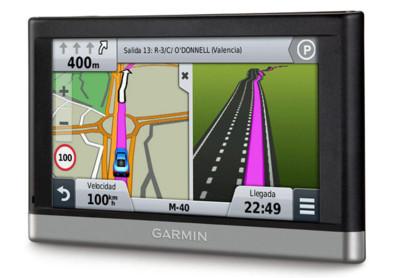 Garmin nüvi Avanzada, nueva gama de navegadores más visuales e interactivos