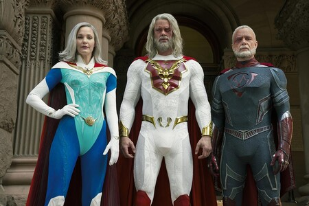 Jupiter's Legacy (2021) crítica: la serie de superhéroes de Netflix se queda a medio gas