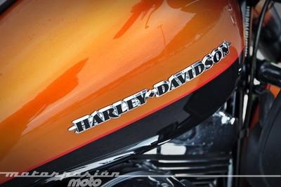 Harley-Davidson Ultra Limited FLHTK, prueba (conducción en autopista y pasajero)