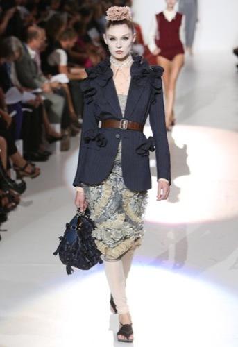 Marc Jacobs, Primavera-Verano 2010 en la Semana de la Moda de Nueva York VII
