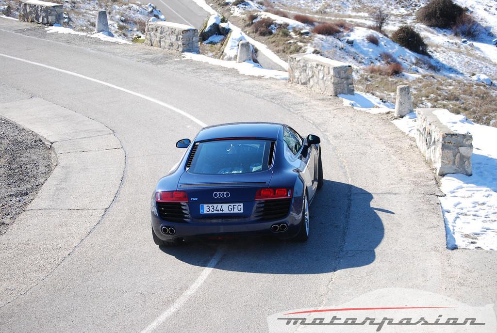 Foto de Audi R8 4.2 FSI R tronic (prueba) (34/50)
