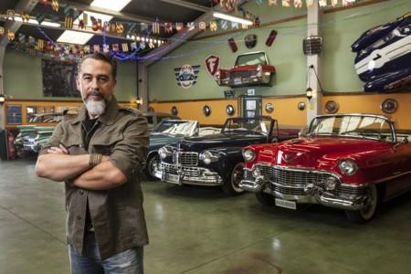 Plan para mañana: ir a la exposición de los coches de House of Cars ¡gratis!