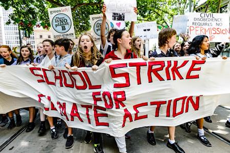 El #15MClimático está protestando contra los políticos. El problema es otro: sus propios padres