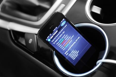 ¿Se olvidará Ford de Microsoft para aliarse con BlackBerry y mejorar Sync?