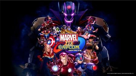 Este fin de semana habrá una demo online de Marvel vs. Capcom: Infinite para los suscriptores de PS Plus. ¡Con los 30 luchadores!