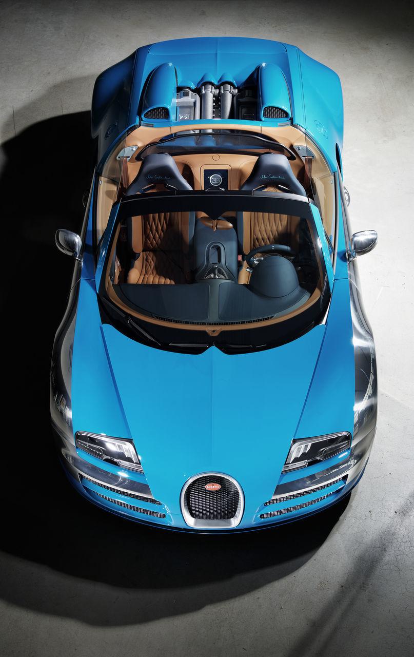 Foto de Bugatti Veyron Meo Constantini (5/24)