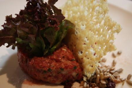 Steak tartar loft 39