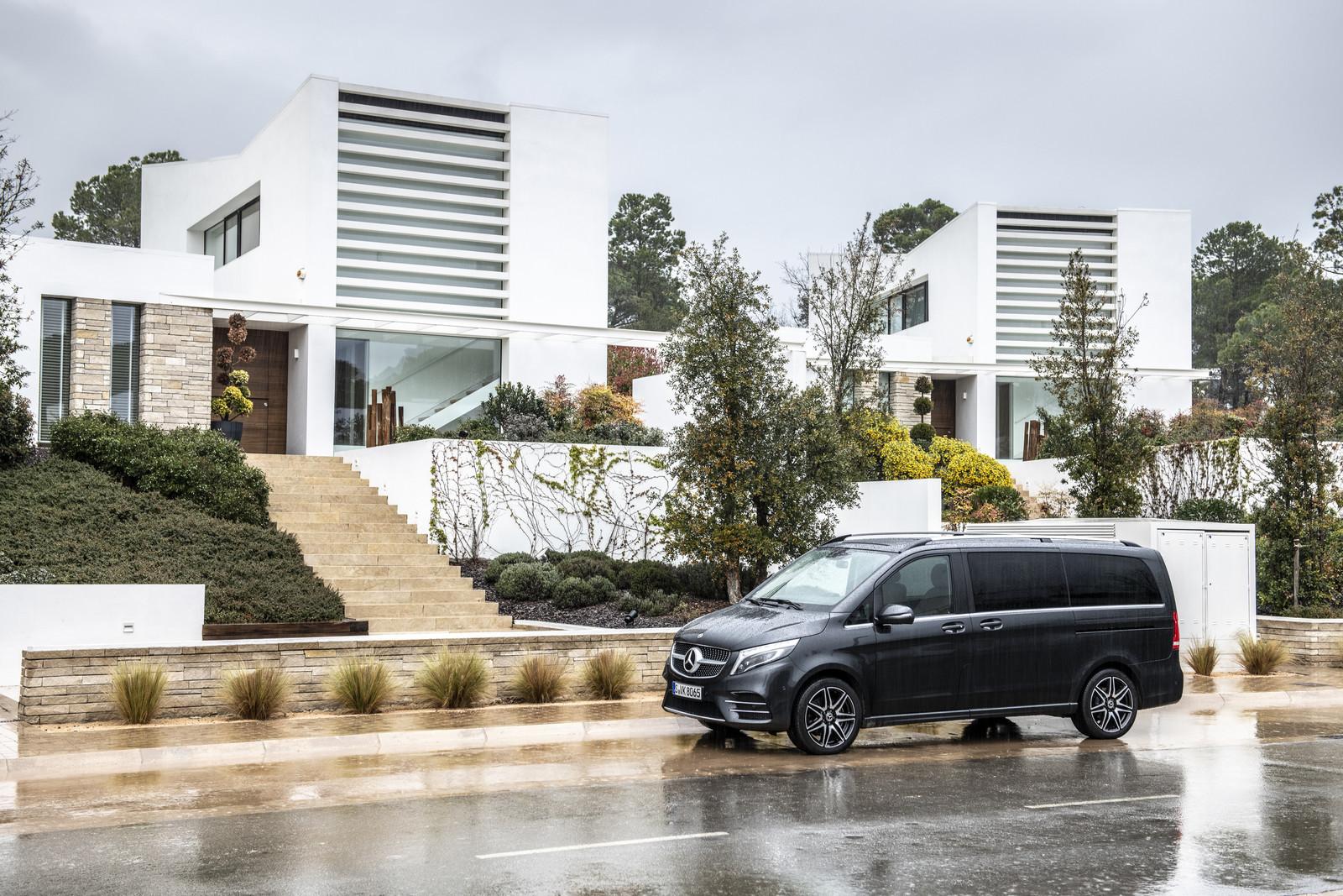 Foto de Mercedes-Benz Clase V 2019 (60/92)