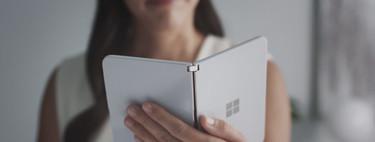 Surface Duo: Microsoft sorprende con un móvil con Android, doble pantalla y procesador de gama alta