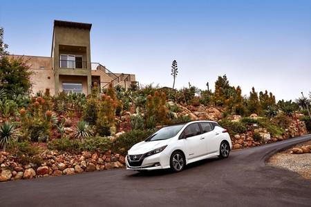 Nissan Leaf 2018 5