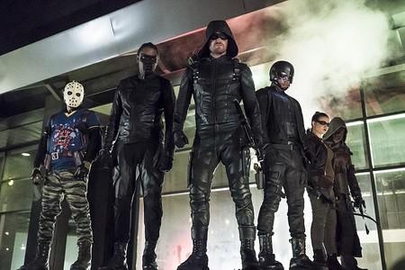 'Arrow' recurre al pasado de Oliver para enderezar la quinta temporada
