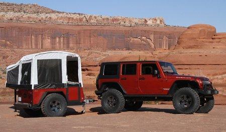 Jeep Camper Trailers, el complemento perfecto para tu Jeep