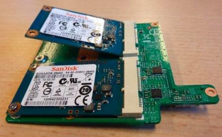 SanDisk SSD Raid 0