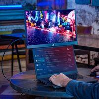 Asus estrena el ROG Strix XG17AHP, su nuevo monitor IPS portátil con trípode telescópico