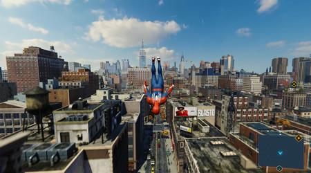 Rascacielos Spiderman