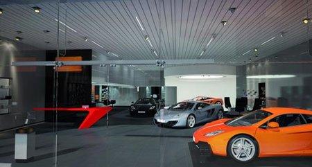 McLaren confirma que tendrá un concesionario en Madrid o Barcelona