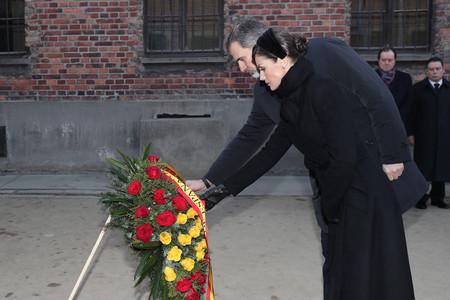 Reyes Auschwitz 75 Aniversario 20200127 07