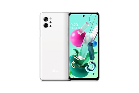 LG Q92: un gama media con Snapdragon 765G, 5G y sonido estéreo para la apuesta multimedia