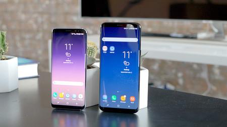 Samsung barajó volver a poner el botón 'home' en el frontal, así hubiera quedado según una patente